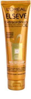 L'Oréal Paris Elseve Extraordinary Oil hedvábný olej v krému