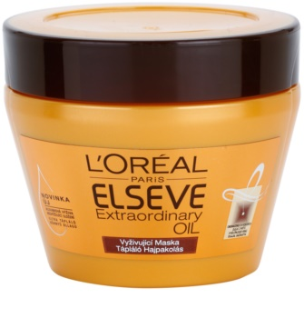 L'Oréal Paris Elseve Extraordinary Oil maska pro suché vlasy