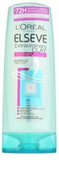 L'Oréal Paris Elseve Extraordinary Clay čisticí balzám pro rychle se mastící vlasy