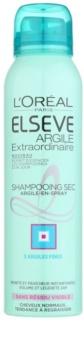 L'Oréal Paris Elseve Extraordinary Clay suchy szampon do włosów przetłuszczających