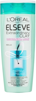 L'Oréal Paris Elseve Extraordinary Clay champô anticaspa