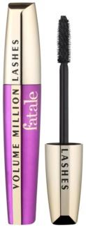 L'Oréal Paris Volume Million Lashes Fatale mascara pour un volume maximal