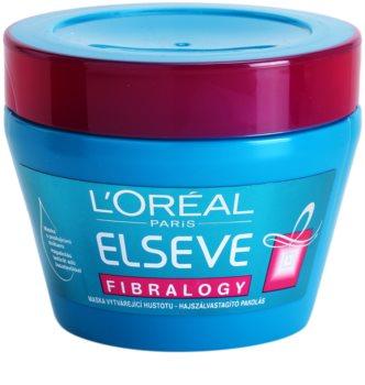 L'Oréal Paris Elseve Fibralogy máscara para densidade de cabelo