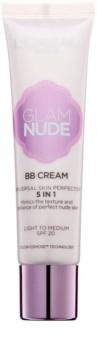 L'Oréal Paris Glam Nude BB creme 5 em 1 SPF 20