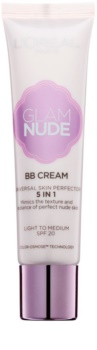 L'Oréal Paris Glam Nude BB krém 5 in 1 SPF 20