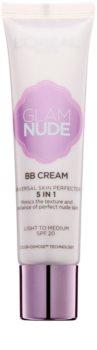 L'Oréal Paris Glam Nude BB krém 5 v 1 SPF 20