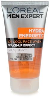 L'Oréal Paris Men Expert Hydra Energetic čistiaci gél pre všetky typy pleti