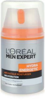 L'Oréal Paris Men Expert Hydra Energetic creme hidratante contra marcas de cansaço