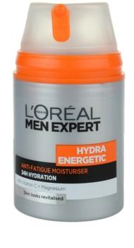 L'Oréal Paris Men Expert Hydra Energetic hidratáló krém a fáradtság jelei ellen