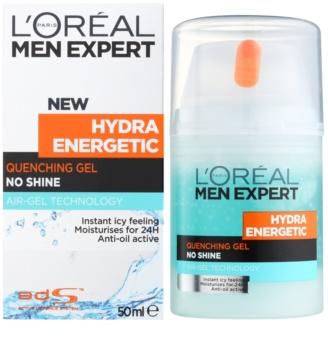 L'Oréal Paris Men Expert Hydra Energetic hydratační gel proti známkám únavy