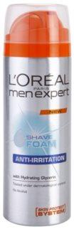 L'Oréal Paris Men Expert Anti-Irritation Anti - Irritation Shave Foam For Sensitive Skin