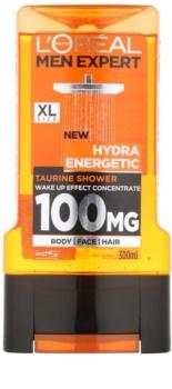 L'Oréal Paris Men Expert Hydra Energetic stimulativni gel za tuširanje