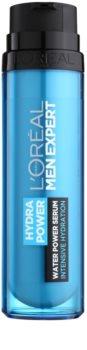 L'Oréal Paris Men Expert Hydra Power siero idratante rinfrescante viso