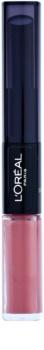 L'Oréal Paris Infallible стійка помада та блиск для губ 2 в 1