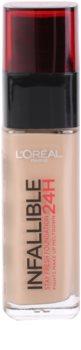 L'Oréal Paris Infallible fond de teint liquide longue tenue