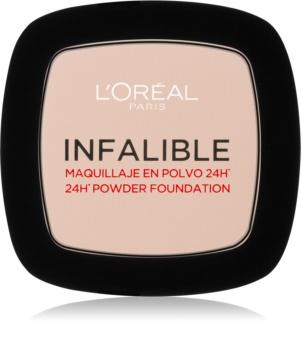 L'Oréal Paris Infallible fiksacijski puder