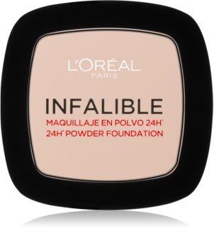 L'Oréal Paris Infallible poudre fixante