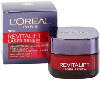 L'Oréal Paris Revitalift Laser Renew denní krém proti stárnutí