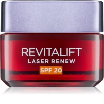 L'Oréal Paris Revitalift Laser Renew Anti-Wrinkle Day Cream SPF 20