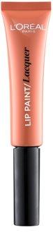 L'Oréal Paris Lip Paint flüssiger Lippenstift