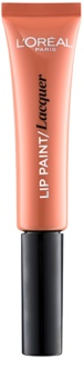 L'Oréal Paris Lip Paint tekoča šminka
