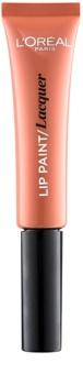 L'Oréal Paris Lip Paint tekutá rtěnka