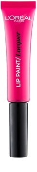 L'Oréal Paris Lip Paint ruj de buze lichid