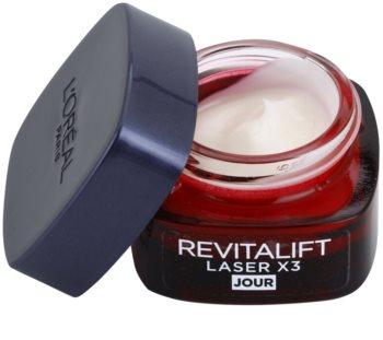 L'Oréal Paris Revitalift Laser X3 denný krém proti starnutiu pleti