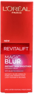 L'Oréal Paris Revitalift Magic Blur kisimító krém a ráncok ellen