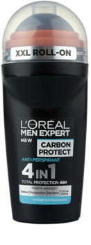 L'Oréal Paris Men Expert Carbon Protect antitranspirante roll-on