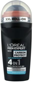L'Oréal Paris Men Expert Carbon Protect antyperspirant roll-on