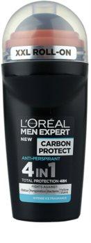 L'Oréal Paris Men Expert Carbon Protect кульковий антиперспірант