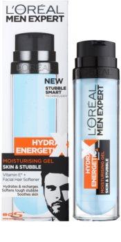 L'Oréal Paris Men Expert Hydra Energetic X gel hidratante para rosto e barba