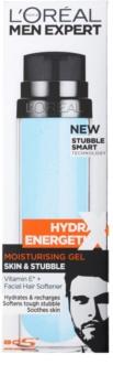 L'Oréal Paris Men Expert Hydra Energetic X зволожуючий гель для обличчя та зони вусів