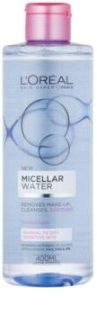 L'Oréal Paris Micellar Water acqua micellare per pelli sensibili normali e secche