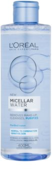 L'Oréal Paris Micellar Water мицеларна вода за нормална към смесена чувствителна кожа