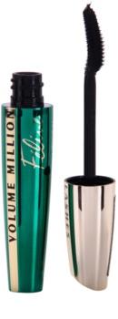 L'Oréal Paris Volume Million Lashes Féline mascara cu rotatie pentru o buna definire a genelor