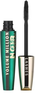 L'Oréal Paris Volume Million Lashes Féline Noir mascara din alge pentru volum , rotire si separare