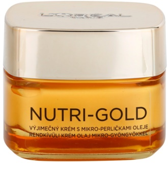 L'Oréal Paris Nutri-Gold denný krém