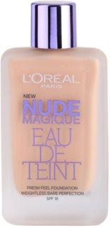 L'Oréal Paris Nude Magique Eau De Teint Flüssiges Make Up für Nude-Make-up