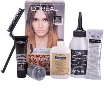 L'Oréal Paris Préférence Wild Ombrés coloration cheveux