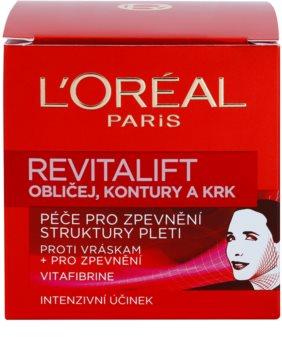 L'Oréal Paris Revitalift krém pro zralou pleť