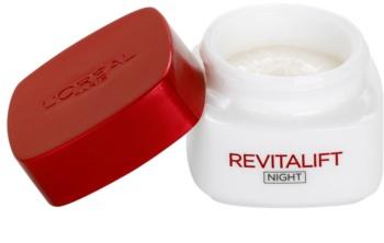 L'Oréal Paris Revitalift nočný spevňujúci a protivráskový krém pre všetky typy pleti