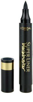 L'Oréal Paris Super Liner Blackbuster oční linky