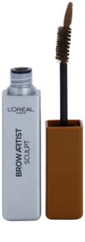 L'Oréal Paris Brow Artist Sculpt Mascara  voor Wenkbrauwen