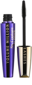 L'Oréal Paris Volume Million Lashes So Couture So Black mascara pentru volum si consistenta