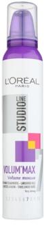 L'Oréal Paris Studio Line Volum´ Max pianka do włosów utrwalająca do zwiększenia objętości