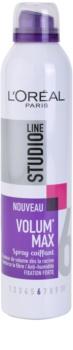 L'Oréal Paris Studio Line Volum´ Max lakier do włosów do zwiększenia objętości