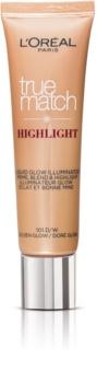 L'Oréal Paris True Match iluminador líquido