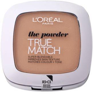 L'Oréal Paris True Match pudra compacta